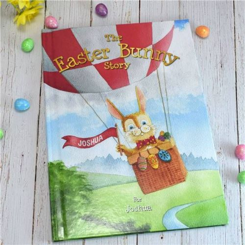 Personalised The Easter Bunny Book